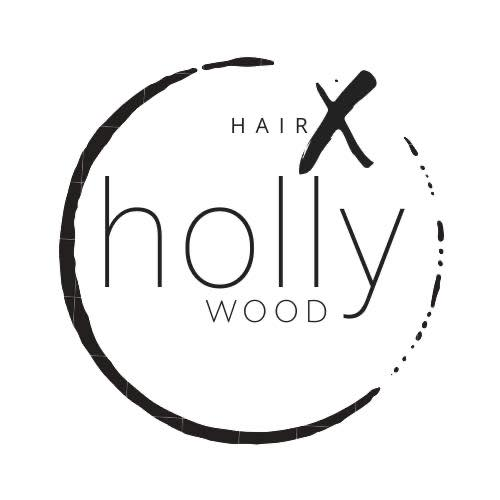 Hair by Holly Wood Logo