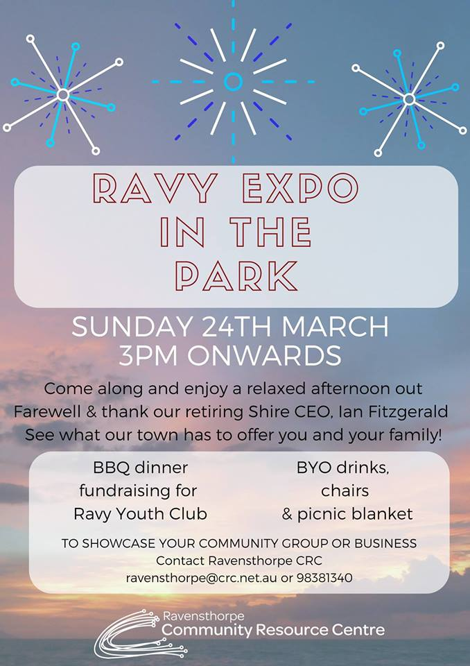 Ravy Expo in the Park